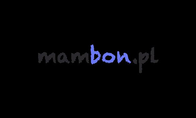 Wspieramy mambon.pl
