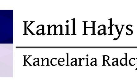 KANCELARIA RADCY PRAWNEGO KAMIL HAŁYS