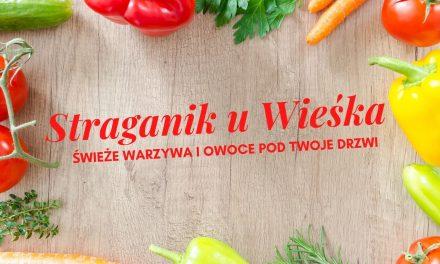 STRAGANIK U WIEŚKA – świeże owoce i warzywa pod twoje drzwi